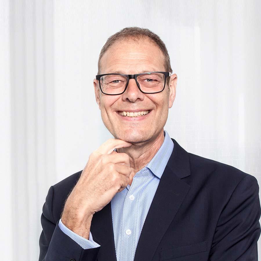 Joachim Heussmann - Managing Director
