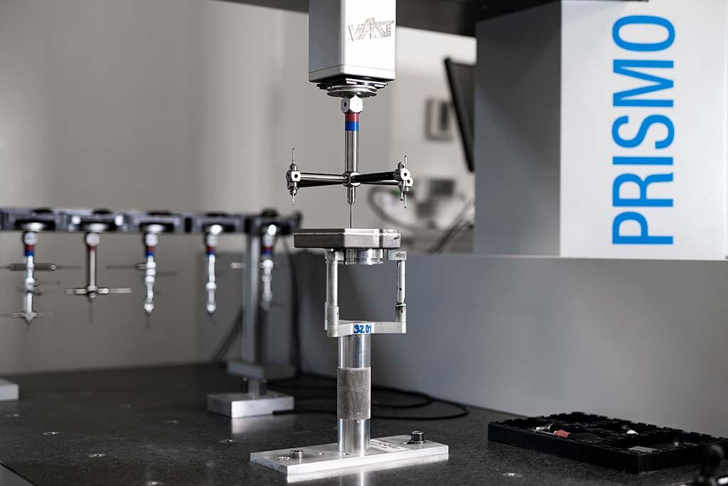 Berlin Millhouse - 3D Koordinatenmesstechnik